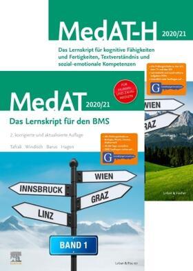 Tafrali / Windisch / Barus | MedAT 2020/2021, 2 Bde. | Buch | sack.de