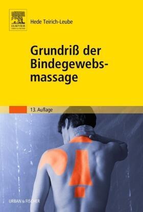 Teirich-Leube   Grundriß der Bindegewebsmassage   Buch   sack.de