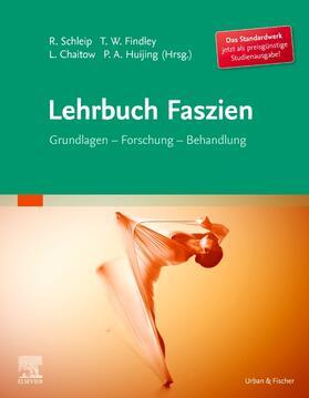 Schleip | Lehrbuch Faszien | Buch | sack.de