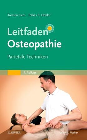Liem / Dobler | Leitfaden Osteopathie | Buch | sack.de