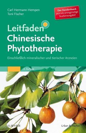 Hempen / Fischer | Leitfaden Chinesische Phytotherapie | Buch | sack.de
