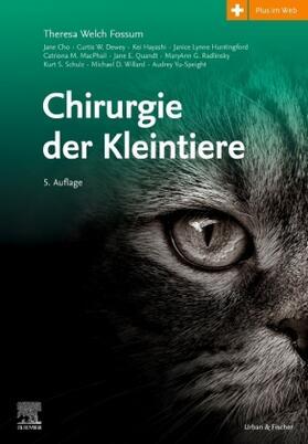 Fossum | Chirurgie der Kleintiere | Buch | sack.de