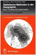 Bahrenberg / Giese / Mevenkamp |  Statistische Methoden in der Geographie | Buch |  Sack Fachmedien