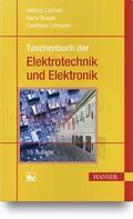 Lindner / Brauer / Lehmann |  Taschenbuch der Elektrotechnik und Elektronik | Buch |  Sack Fachmedien