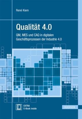Kiem | Qualität 4.0 | Buch | sack.de