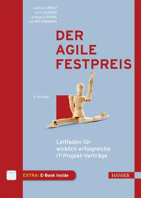 Opelt / Gloger / Pfarl | Der agile Festpreis | Buch | sack.de