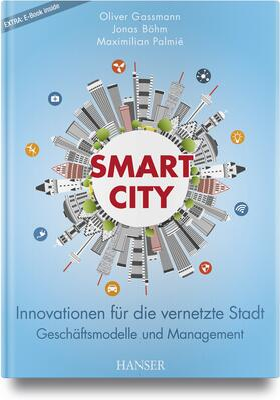 Gassmann / Böhm / Palmié | Smart City | Buch | sack.de