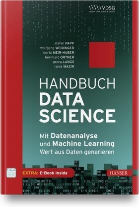 Papp / Weidinger / Meir-Huber   Handbuch Data Science   Buch   sack.de