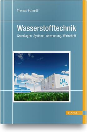Schmidt | Wasserstofftechnik | Buch | sack.de
