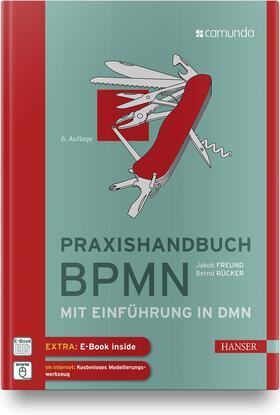 Rücker / Freund | Praxishandbuch BPMN | Buch | sack.de