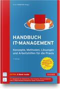 Tiemeyer Handbuch IT-Management | Sack Fachmedien