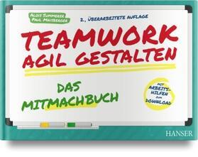 Summerer / Maisberger   Teamwork agil gestalten - Das Mitmachbuch   Buch   sack.de