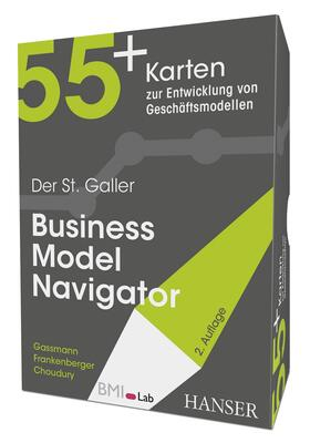 Gassmann / Frankenberger / Choudury | Der St. Galler Business Model Navigator | Sonstiges | sack.de