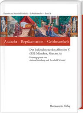 Gottdang / Schmid | Andacht – Repräsentation – Gelehrsamkeit | Buch | sack.de