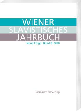 Newerkla / Poljakov   Wiener Slavistisches Jahrbuch. Neue Folge 8 · 2020   Buch   sack.de