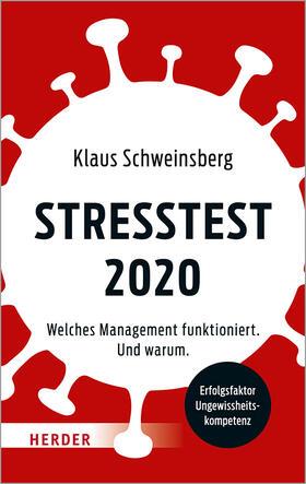 Schweinsberg | Stresstest 2020 | Buch | sack.de