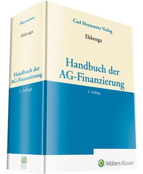 Ekkenga / Schröer   Handbuch der AG-Finanzierung   Buch   sack.de