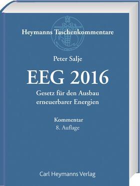Salje   EEG 2017 Kommentar   Buch   Sack Fachmedien