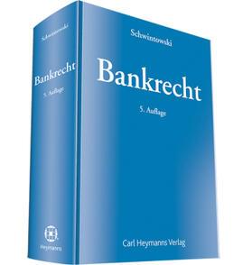 Schwintowski | Bankrecht | Buch | sack.de
