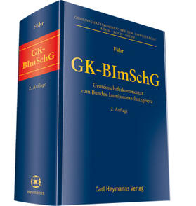 Führ   GK-BImSchG   Buch   sack.de