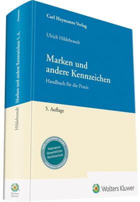 Hildebrandt | Marken und andere Kennzeichen | Buch | sack.de