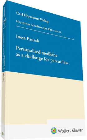Fausch | Personalised medicine as a challenge for patent law | Buch | sack.de