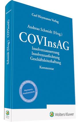 Schmidt   COVInsAG   Buch   sack.de