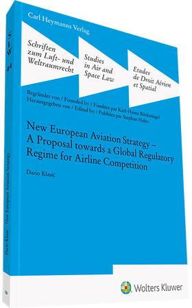 Klasic   New European Aviation Strategy (SLW 44)   Buch   sack.de