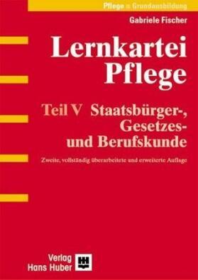 Fischer | Lernkartei Pflege | Buch | sack.de