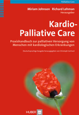 Johnson / Lehmann / Gerhard | Kardio-Palliative Care | Buch | sack.de