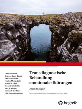 Barlow / Ellard / Farchione | Transdiagnostische Behandlung emotionaler Störungen | Buch | sack.de