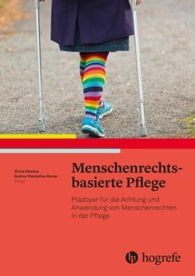 Piechotta-Henze / Dibelius | Menschenrechtsbasierte Pflege | Buch | sack.de