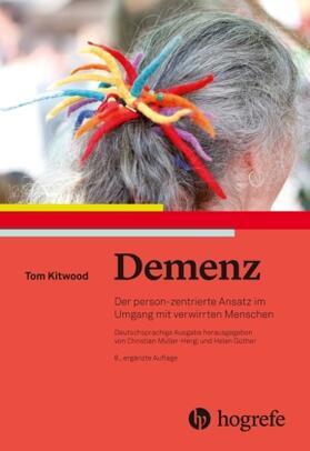 Kitwood | Demenz | Buch | sack.de