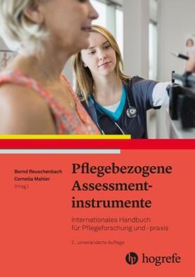 Reuschenbach / Mahler | Pflegebezogene Assessmentinstrumente | Buch | sack.de