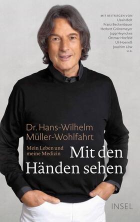 Sandmann / Müller-Wohlfahrt | Mit den Händen sehen | Buch | sack.de