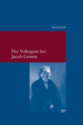 Raude | Der Volksgeist bei Jacob Grimm | Buch | sack.de