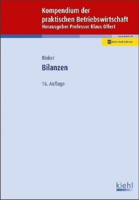 Rinker / Olfert | Bilanzen | Buch | sack.de