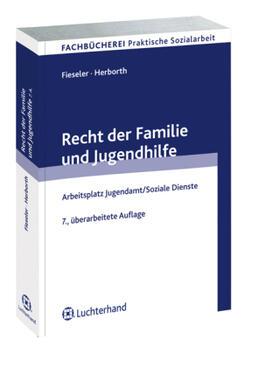Fieseler / Herborth   Recht der Familie und Jugendhilfe   Buch   sack.de