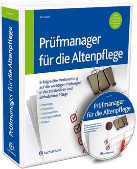 Kraft | Prüfmanager für die Altenpflege | Loseblattwerk | sack.de