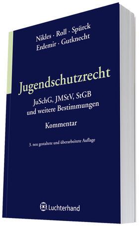 Erdemir / Gutknecht / Nikles | Jugendschutzrecht (JSchR), Kommentar | Buch | sack.de