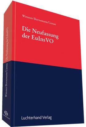 Bornemann / Lienau / Wimmer   Die Neufassung der EuInsVO   Buch   sack.de