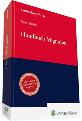 Schelter / Schelter / Schelter | Handbuch Migration | Buch | sack.de