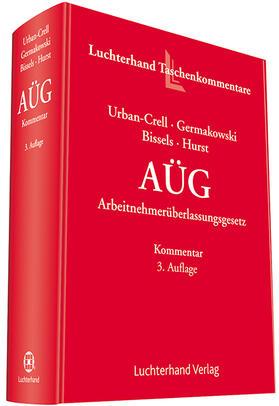 Urban-Crell / Germakowski / Bissels | AÜG | Buch | Sack Fachmedien