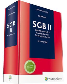 Estelmann | SGB II | Buch | Sack Fachmedien