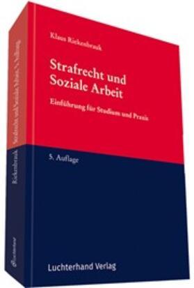 Riekenbrauk | Strafrecht und Soziale Arbeit | Buch | sack.de