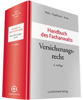 Engelbrecht / Halm / Krahe | Versicherungsrecht | Buch | sack.de