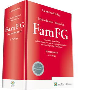 Schulte-Bunert / Weinreich | FamFG  | Buch | sack.de