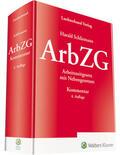 ArbZG, Kommentar