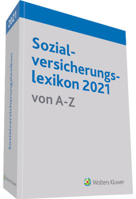 Sozialversicherungslexikon 2021 | Buch | sack.de
