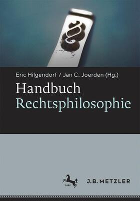 Hilgendorf / Joerden | Handbuch Rechtsphilosophie | Buch | sack.de